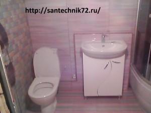Услуги сантехника в Тюмени